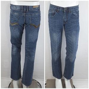 F.U.S.A.I., FOCUS USA INC, Denim Jeans, size 32